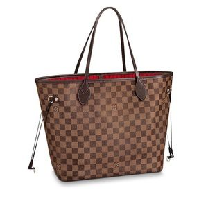 Louis Vuitton NEVERFULL MM — Damier Ebene